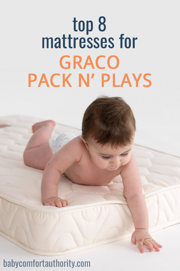 best mattresses for graco pack n' play